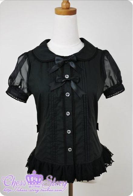 Chess 20story 20blouse 20stock 20photo