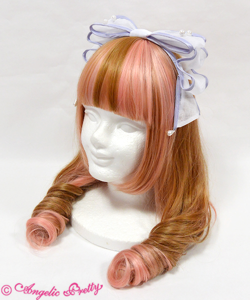 Dream organdy headbow