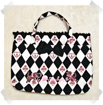 Alice 20and 20her 20black 20cats 20totebag