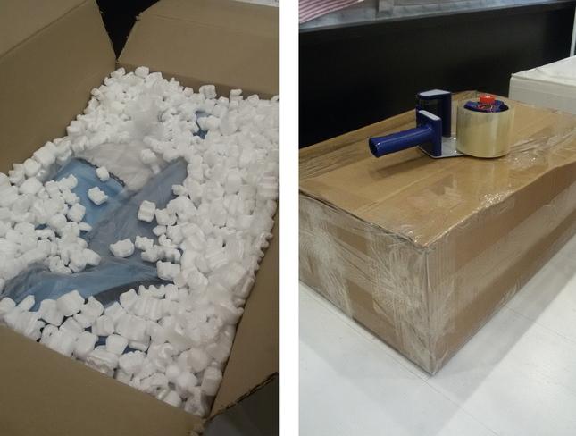 Sample 20packing