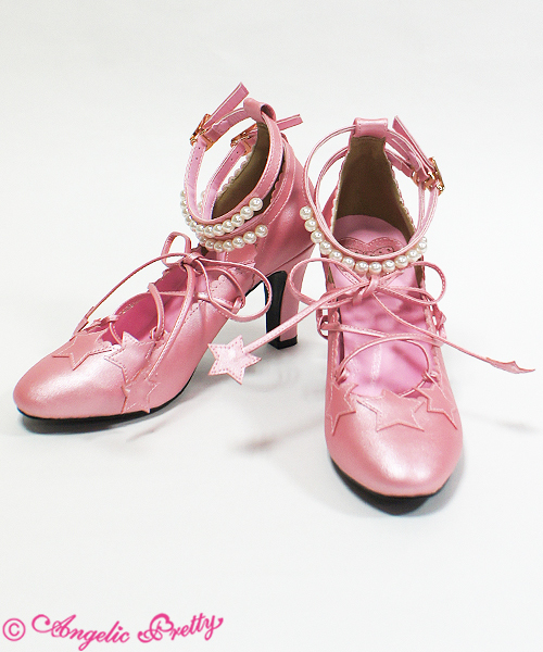 Shoes 20princess 20star 20in 20pink