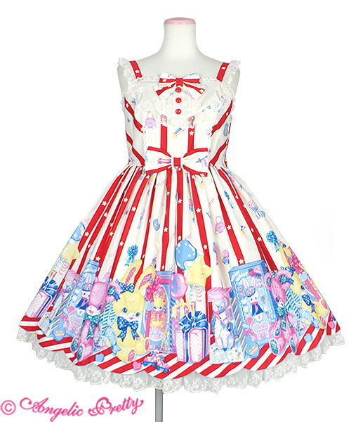 Toy doll box jumperskirt iv