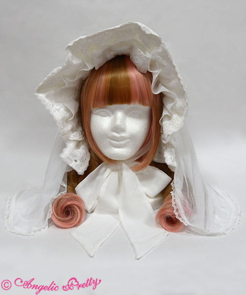 Bonnet 20holy 20lacy 20doll 20in 20white