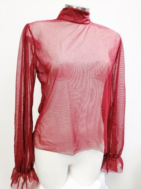 Blouse 20red